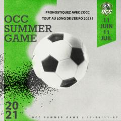 OCC SUMMER GAME
