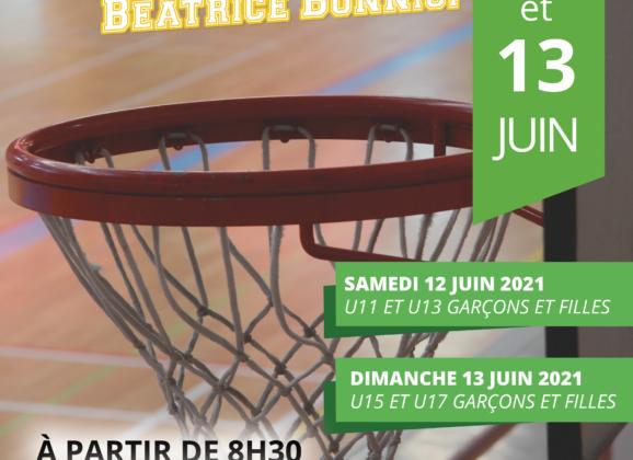 Tournoi Béatrice Bonnici – Basket